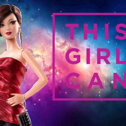 girlpower barbielook freetoedit