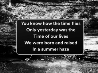 adele lyrics someonelikeyou blackandwhite creek