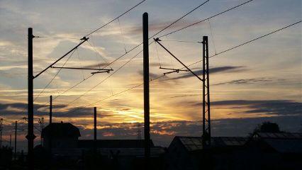 sunrise germany goodmorning
