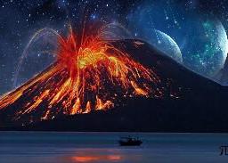freetoedit volcano ringoffire eruption lava