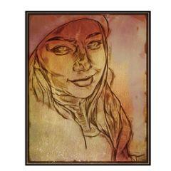 freetoedit portrait woman cute