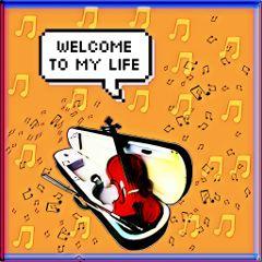 neopopmagiceffect music musica violin freetoedit