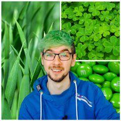 jack jacksepticeye jackaboy green freetoedit