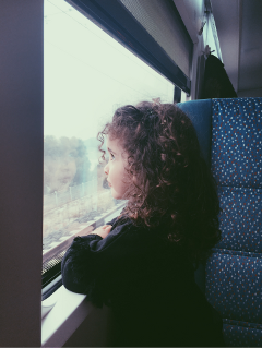 photography vsco vscocam train child