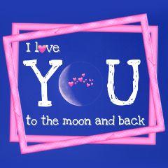 freetoedit love moon tothemoonandback hearts