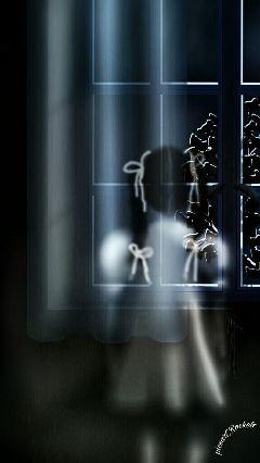 drawing digitalpainting wdpghosts spooky