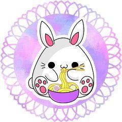 freetoedit bunny cute easter