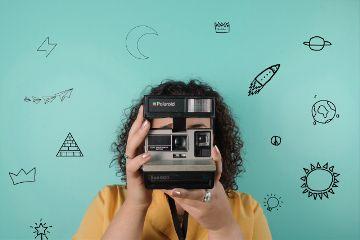freetoedit girl pastel cosmos camera