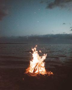 freetoedit sea beach romantic night