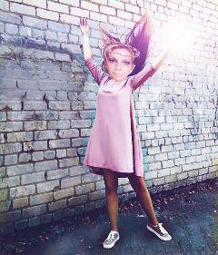 picsart picoftheday pinkdress freetoedit