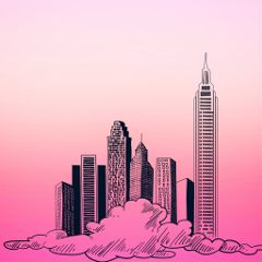 yesi_502 interesting city freetoedit pinkcity