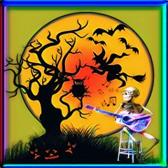 colorbrightmagiceffect music halloween love lovely freetoedit