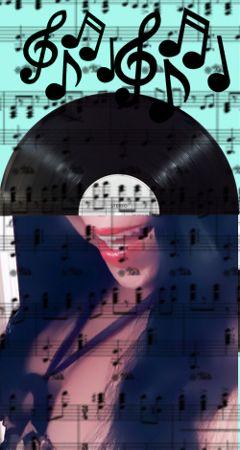 freetoedit myedit me selfie musicnotes