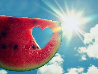 freetoedit sun sandia heart