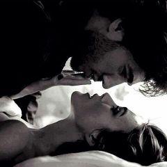 hot kiss feeling hug sleep