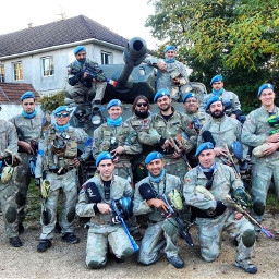 bluefalconsquadron dyetactical paintball biggame france