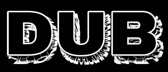freetoedit dub reggaedub typography blackandwhite