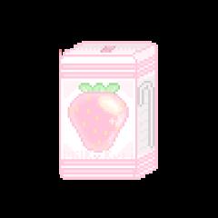 cute pink kawaii pixel pixelated