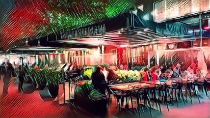 freetoedit london dukeofyorksquare restaurant food