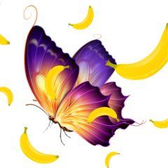 bananamaskstickerremix freetoedit remixit like follow