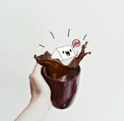 coffee coffeebreak break sugar remix freetoedit