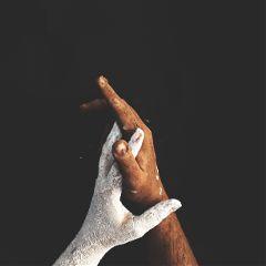 hands art interesting photography