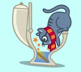 freetoedit cat harrypotter pottercat gryffindor