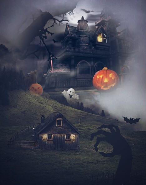 #freetoedit #dailyremix #spooky #mysterious #halloween