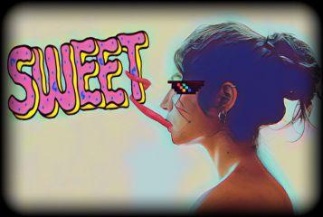 sweetdaystickerremix freetoedit sweet tongue yum