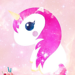unicornselfie freetoedit