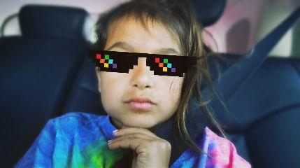 girl cute dealwithitstickerremix blurred myedit