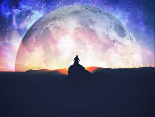 freetoedit rock moon dream people