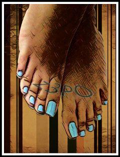 z3po photo foot woodgrain