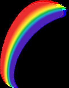 Výsledek obrázku pro rainbow png