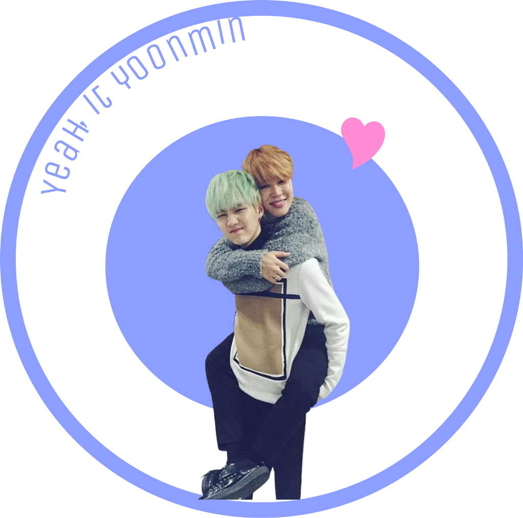 yoonmin - Sticker by Vkook is my life