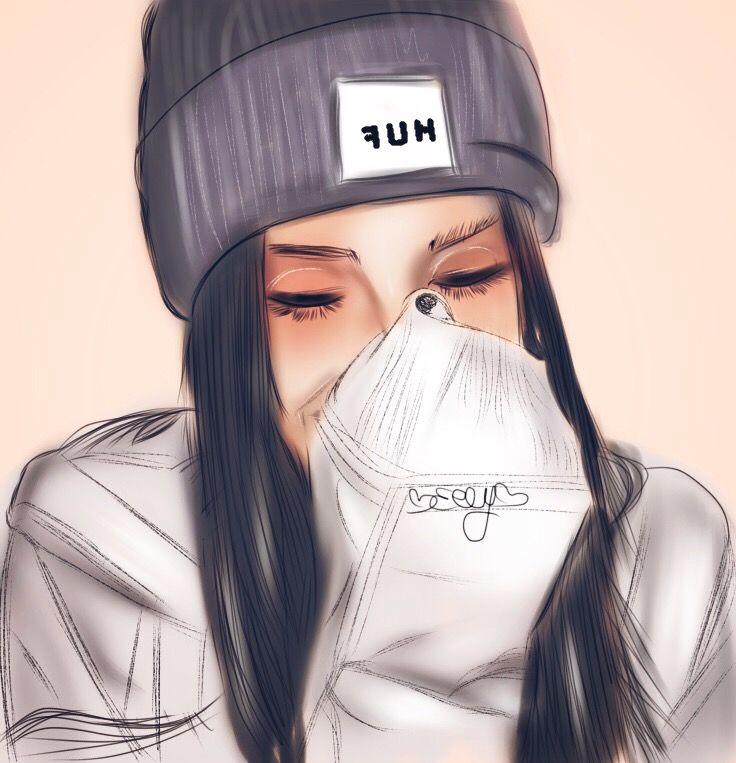 Freetoedit Mydrawing Painting Tumblr Girl Emotions