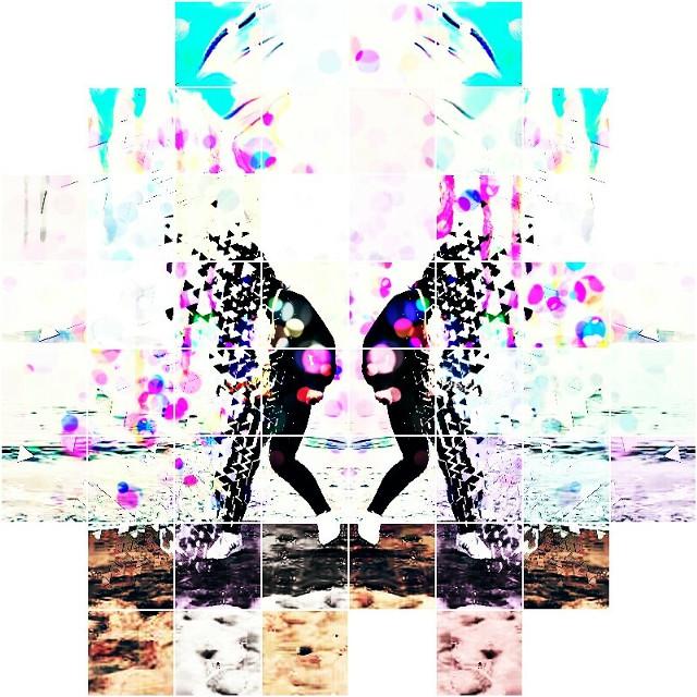 #myart#mirroreffect#myeditedphoto