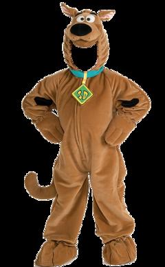 dog costume dress clothes scoobydoo freetoedit
