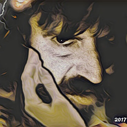 remix eyeswideopen hintofyellowedit darkart emotion freetoedit