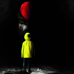 it it2017 pennywise pennywise2017 georgie freetoedit
