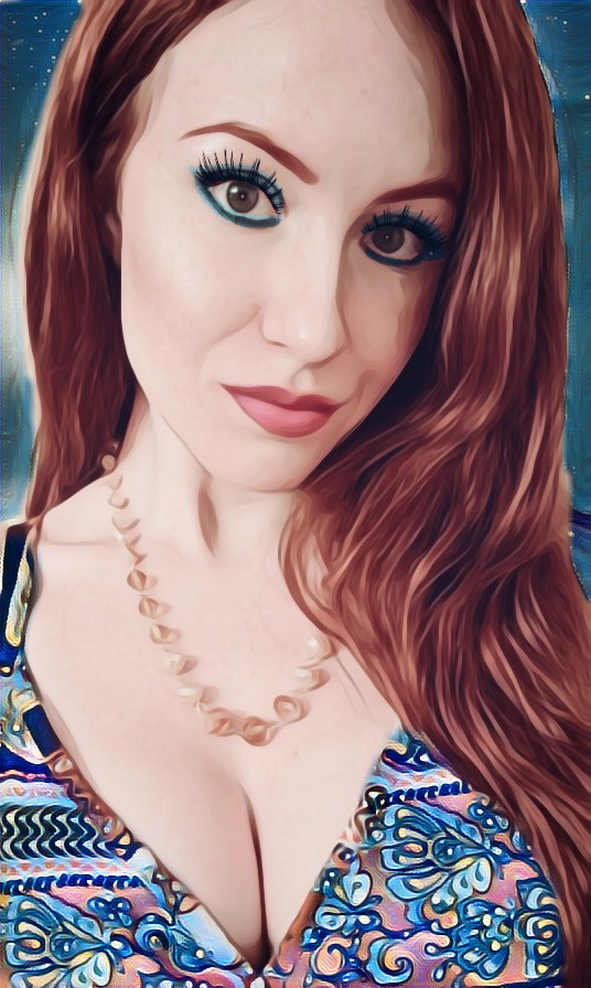 #freetoedit #paintwithmagiceffects #redhead