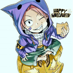 fairy natsu halloween anime