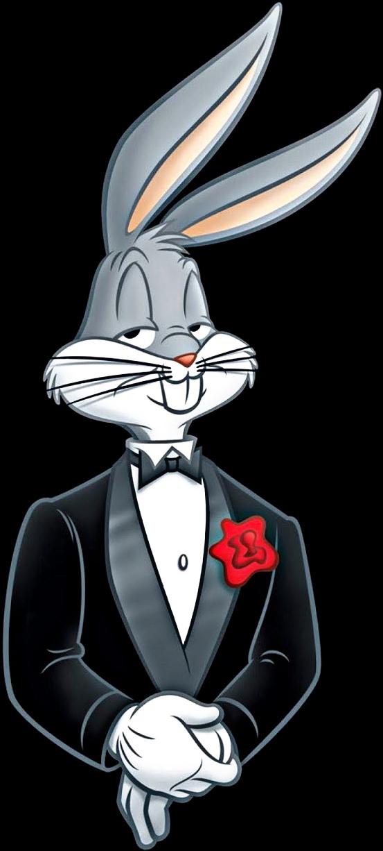 #bugsbunny #rabbit #tuxedo