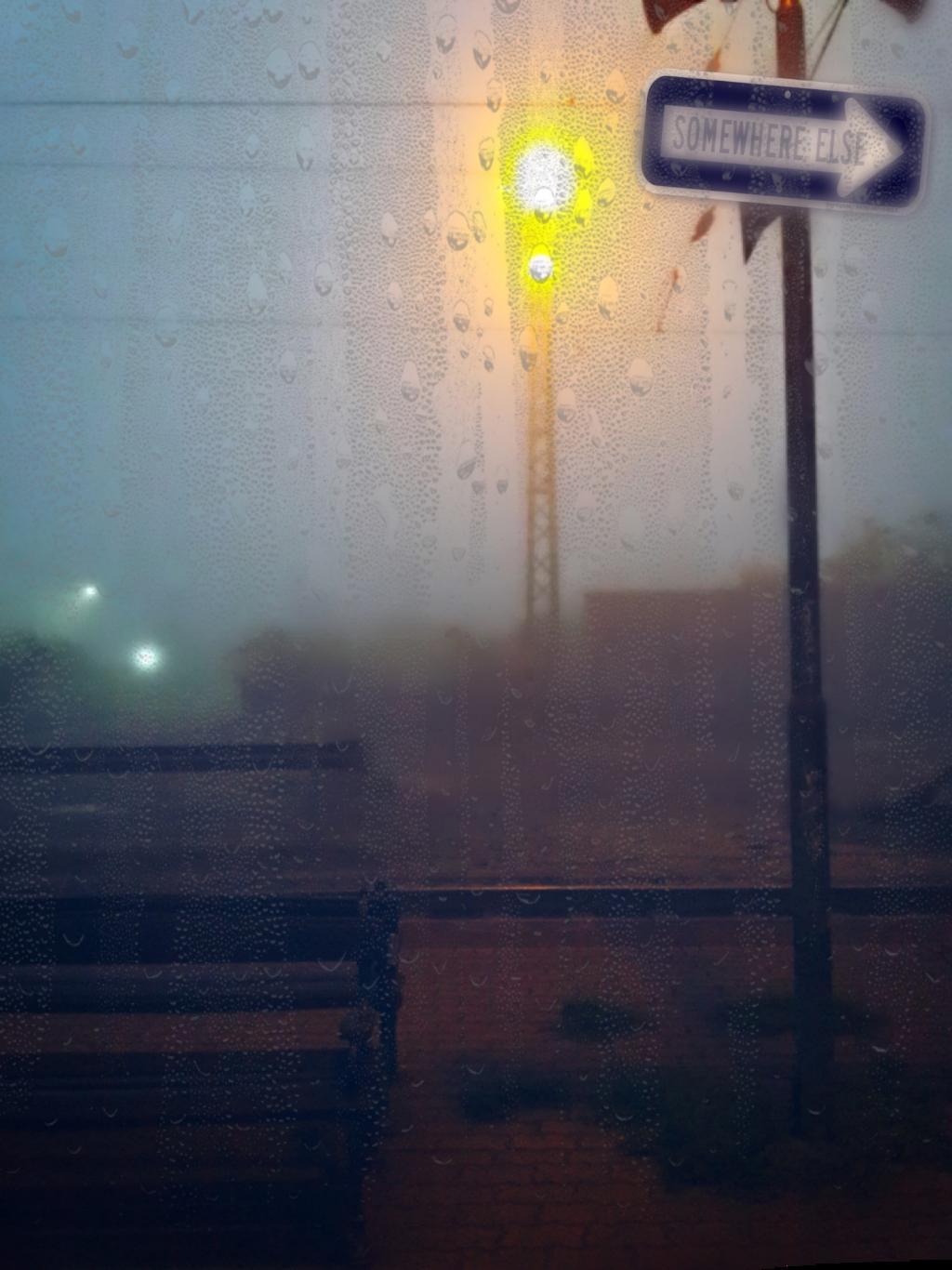 #dawn #fog #foggymorning #station