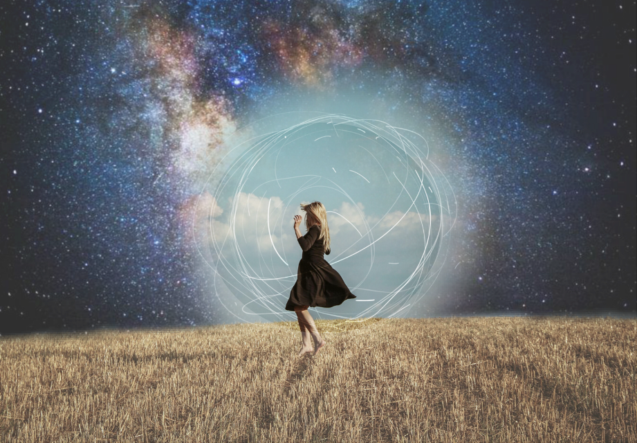 Within the galaxy emerges a beautiful girl encircled by an luminous white light. Special thanks to wonderful artist @jorgetacon for creating a spectacular Remix of the photo done by @ivonaanovi . Share your love for the galaxy and either Remix this image or share your own! #Galaxy #Wanderlust #Girl #Light #WhiteLight #Remix #FreeToEdit
