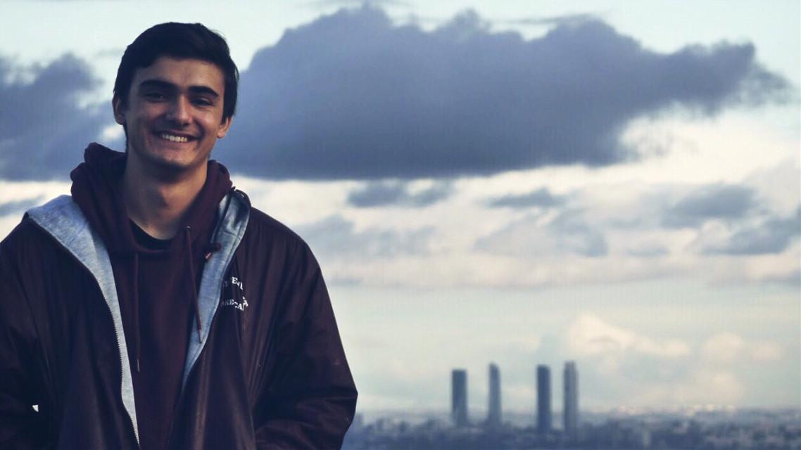 Smile. #freetoedit #hdr #colorful #dodger #interesting #art #smile #photography #photographer #follow #followme