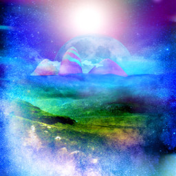 freetoedit myedit artedit colorful space