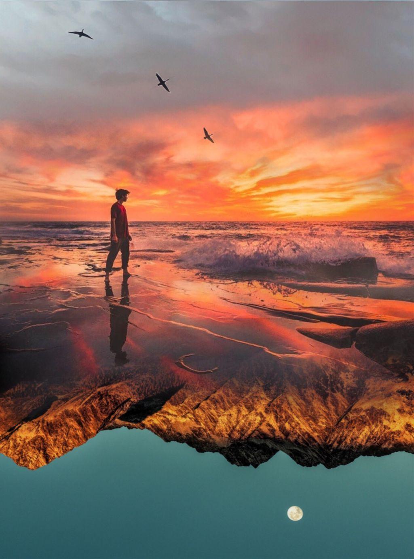 #freetoedit #myedit #edit #edited #sunset