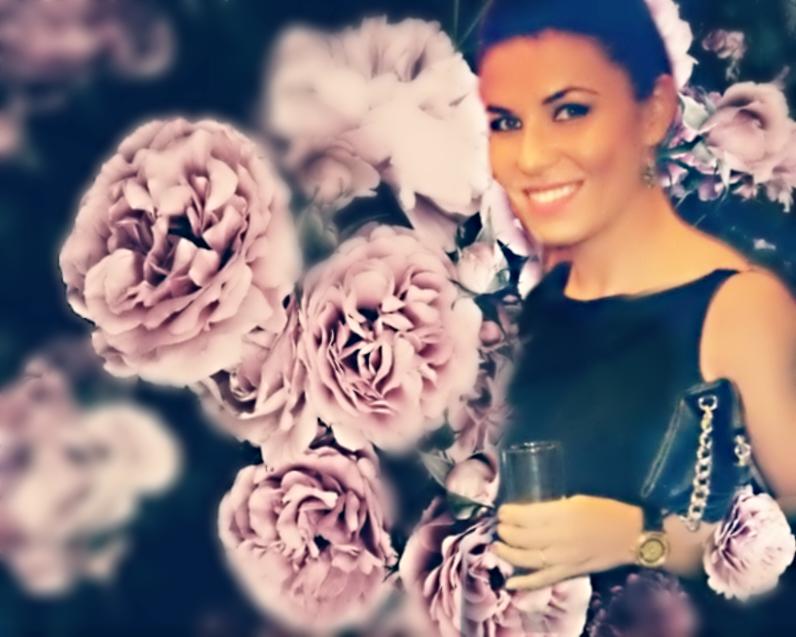 #woman #flowers #edit #myedit #remixit