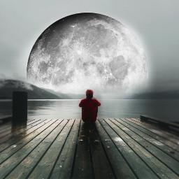 freetoedit moon watching wow